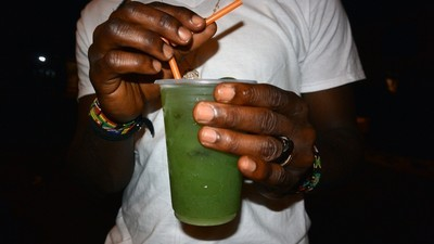 Say Amen for the Cannabis-Infused Moonshine of Ghana