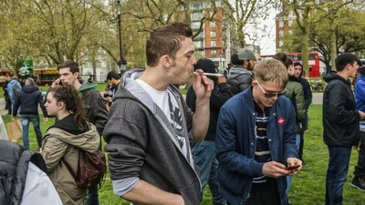 How Austerity in the UK Could Actually Help the Campaign to Legalise Weed