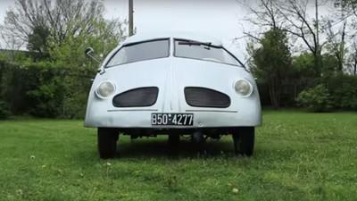 Urmărește cea mai proastă mașină din lume