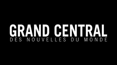 VICE lance sa nouvelle émission de télé, c'est ce soir, ça s'appelle Grand Central, et c'est diffusé sur France 4