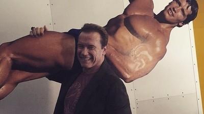 Arnold Schwarzenegger a îmbătrânit mai bine decât poţi tu să speri