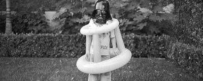 Conoce a Charth Vader, mi hijo con deficiencia visual