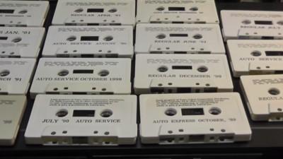 Diese entspannten Oldschool-Mixes wurden vor 25 Jahren im Kaufhaus gespielt