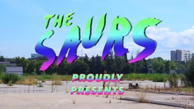 Estrenamos en exclusiva el último vídeo de The Saurs