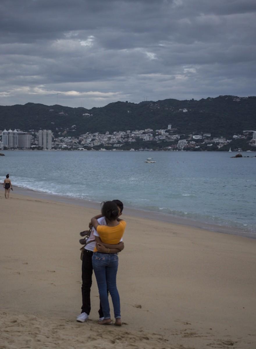 In Acapulco liegen Spaß und Horror ganz dicht beieinander