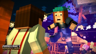 'Minecraft: Story Mode' Celebrates Gamer Creativity, but Telltale's Charm Is Fading