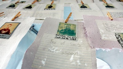 How Art by Inmates Could Help Change the Prison System