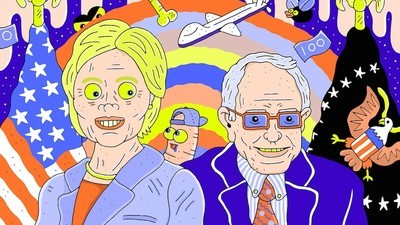 A Guide to the Hillary-Bernie Showdown at Tonight's Democratic Debate