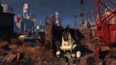 Was sind die besten Fallout-4-Survivalstrategien für einen nuklearen Winter?