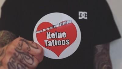 Reinhäuter gegen Tintlinge – das Tattoofrei-Interview