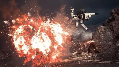 Screenshot-Artist Berdu zeigt atemberaubende Schönheit von Star Wars Battlefront