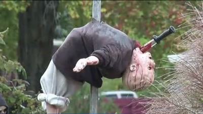 Cry-Baby of the Week: Some Parents Tried to Get a Halloween Display Taken Down for Being Too Scary