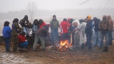 Can a Refugee Simulation Camp Help People Empathize with the Victims of War?
