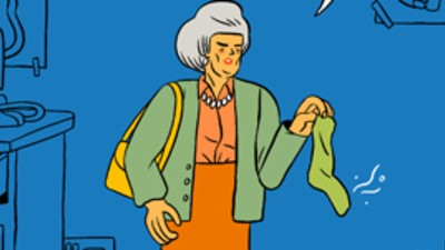 Michael's Mom Comes to Visit in This Week's Comic from Stephen Maurice Graham