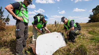 We Know What Brought Down Flight MH17: What Happens Next?