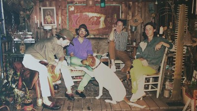 Feelings Aren't Eternal and Neither Is Life: An Interview with Deerhunter