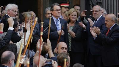 ¿De verdad que Artur Mas puede ser condenado por la consulta del 9N?