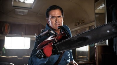 Bruce Campbell Will Never Die, But You Will