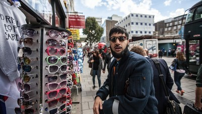 Touring the West End's Emporiums of Shite with Grime Producer Faze Miyake