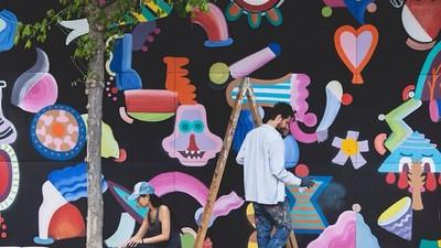 La nueva generación de artistas del grafiti español