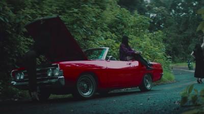 La leyenda del carro rojo