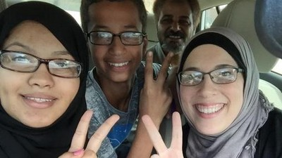 Ahmed the Clock Kid Peaces Out, Moves to Qatar