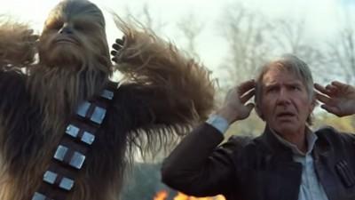 Já viste o novo trailer do Star Wars?