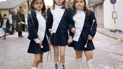 Les Mini-majorettes de Belgique