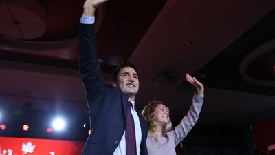 How Canadians Learned to Stop Worrying and Vote for Justin Trudeau