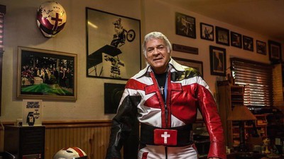 Meet the Evangelical Evel Knievel