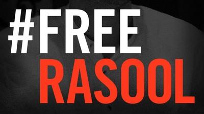 #FreeRasool: Shane Smith e a VICE Media pedem a libertação do jornalista detido