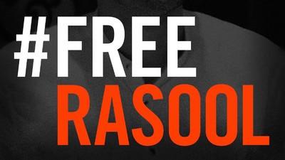 #FreeRasool: Shane Smith und VICE Media verlangen Freilassung des inhaftierten Journalisten