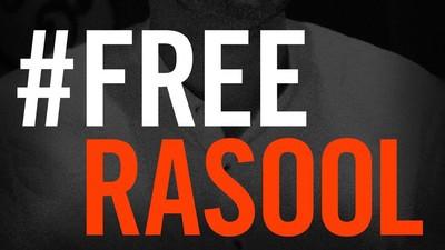 #FreeRasool: Shane Smith y VICE Media piden la liberación del periodista detenido