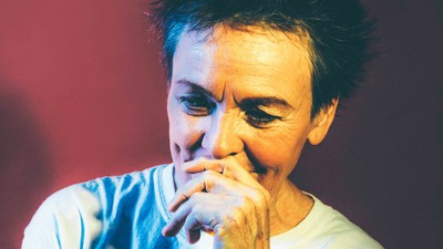 Fruit Salad with Laurie Anderson and Her Dog