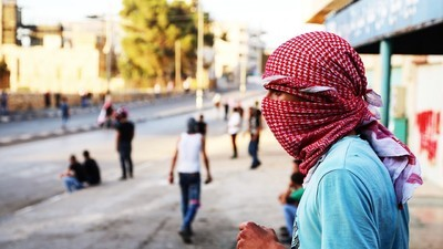 Intifada 3.0: Jerusalén fortificado (Dispatch 2)