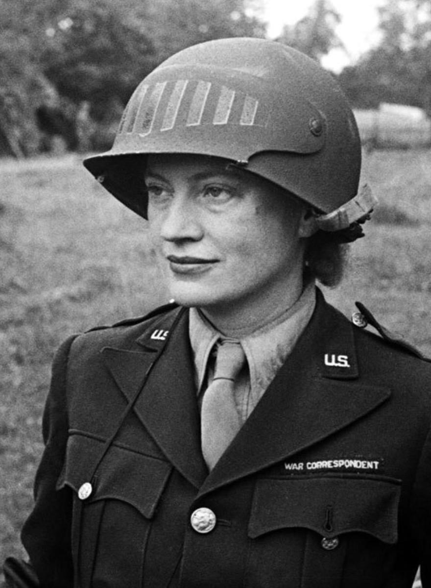 La vita delle donne durante la seconda guerra mondiale nelle foto di Lee Miller