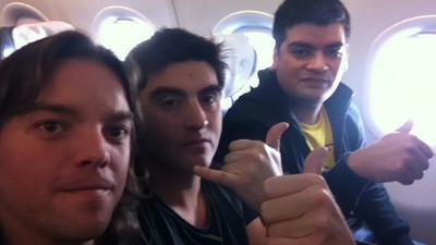 Viajar en avión con un kilo de coca en el estómago puede ser una mala idea