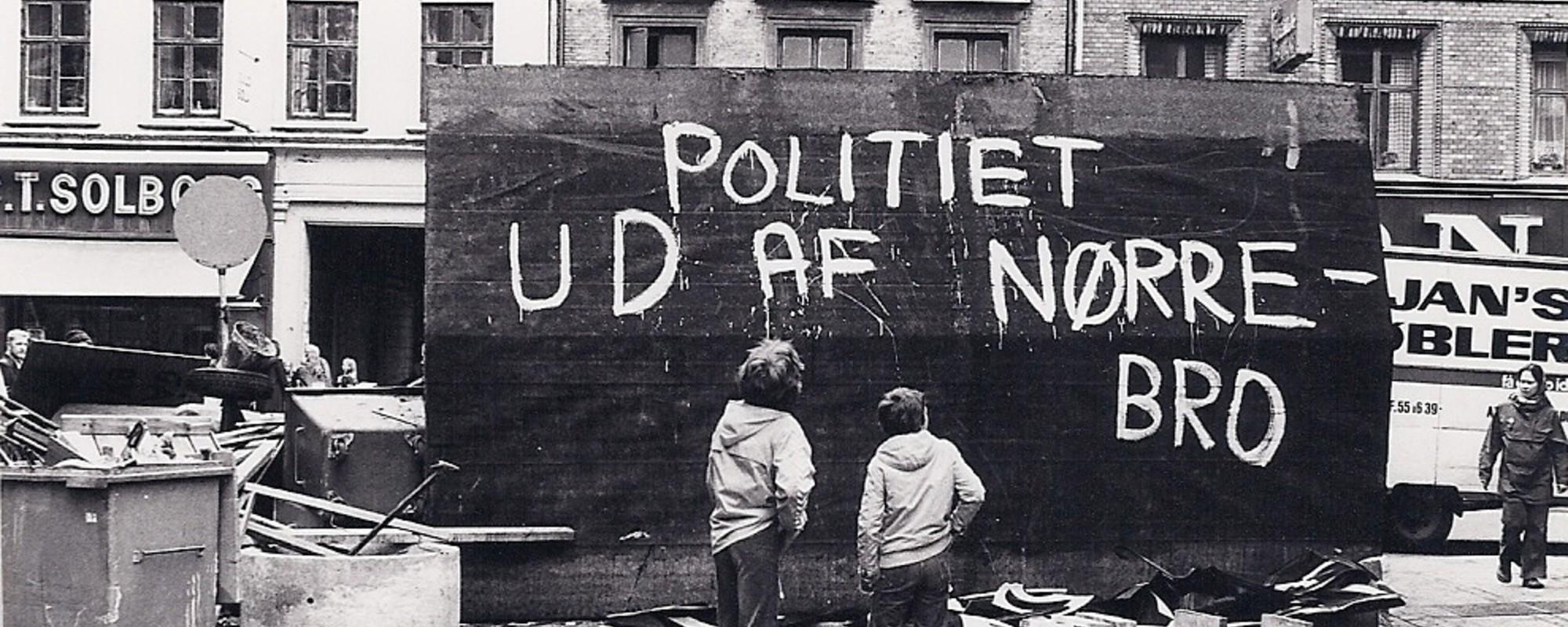 I billeder: Da punken mistede sin uskyld i København