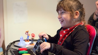 The Charity Helping the Disabled Get into Video Gaming
