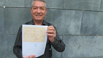 El 'saqueo' de Franco: 750 familias exigen la devolución del dinero que les incautaron