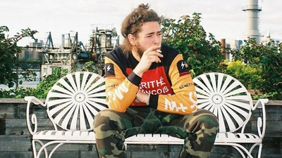 Post Malone Talks the Future and Premieres the Video for 'Too Young'