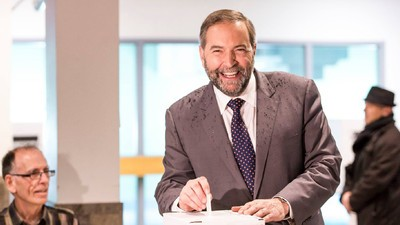 The NDP Should Quit Trying to Win and Get Back to Having Principles