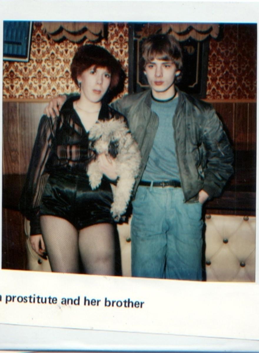 Das Amsterdamer Nachtleben der 1970er in Polaroids