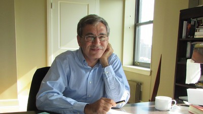 Nobel Laureate Orhan Pamuk on His New Novel, Turkish Censorship, and Twitter