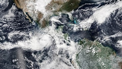 The Strongest Hurricane on Record in the Western Hemisphere Hits Mexico