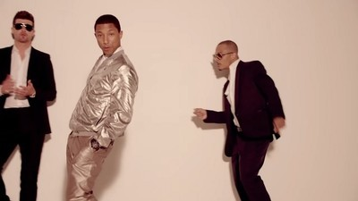 Watch Pharrell Pout and Snark His Way Through a 'Blurred Lines' Trial Deposition