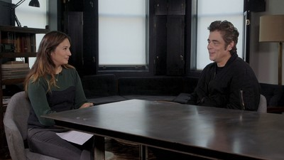 Benicio Del Toro über 'Sicario'