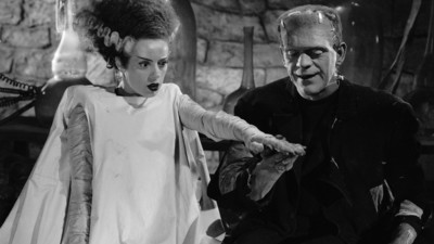 'Bride of Frankenstein' Is Still Sexy and Scary