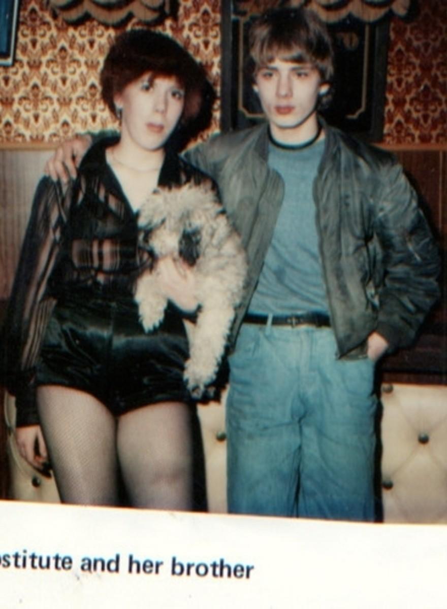 Polaroid della vita notturna di Amsterdam negli anni Settanta