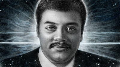 Neil deGrasse Tyson Is Your—and Everyone Else's—Personal Astrophysicist